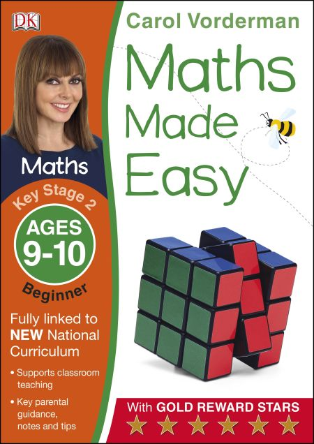 Maths Made Easy Ages 9-10 Key Stage 2 Beginner