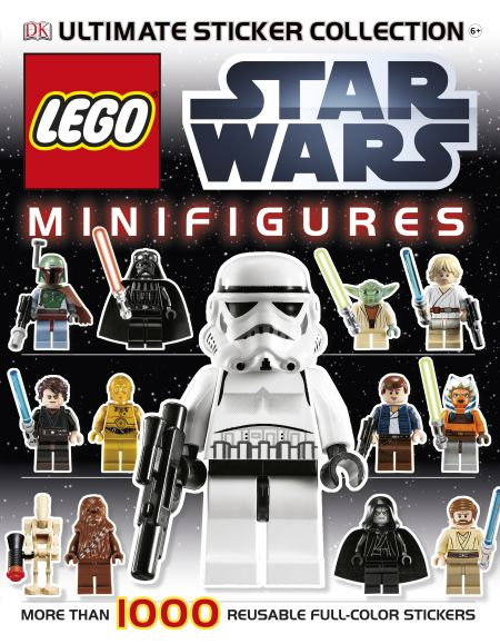 Ultimate Sticker Collection: LEGO® Star Wars: Minifigures