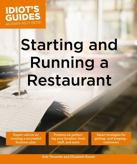 Starting and Running a Restaurant