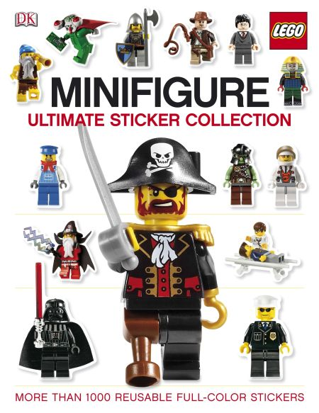 Ultimate Sticker Collection: LEGO® Minifigure
