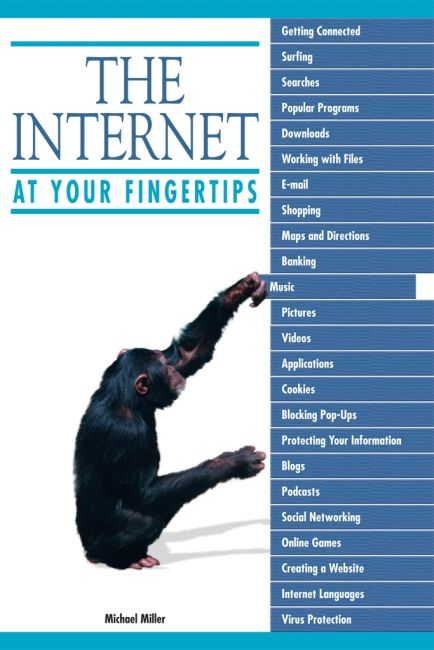 The Internet at Your Fingertips