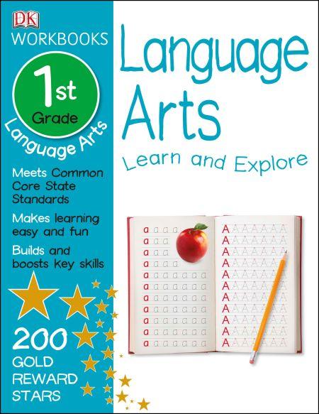 DK Workbooks: Language Arts, First Grade