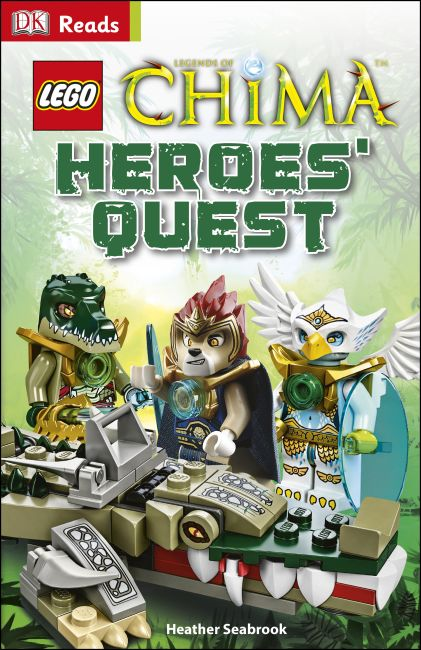 LEGO® Legends of Chima Heroes' Quest