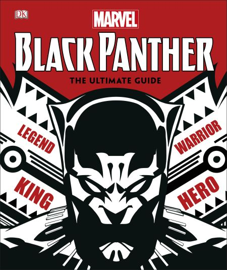 Marvel Black Panther The Ultimate Guide