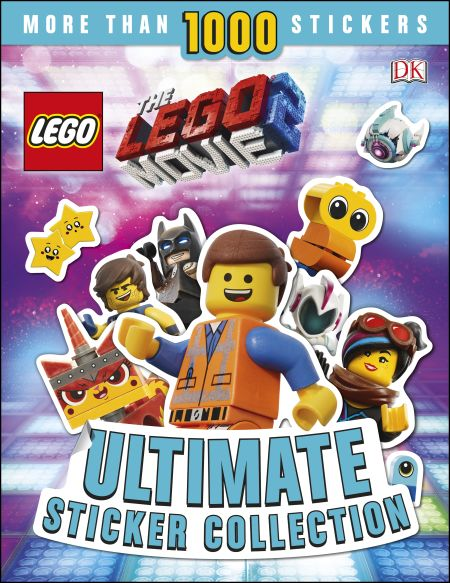 THE LEGO® MOVIE 2™ Ultimate Sticker Collection