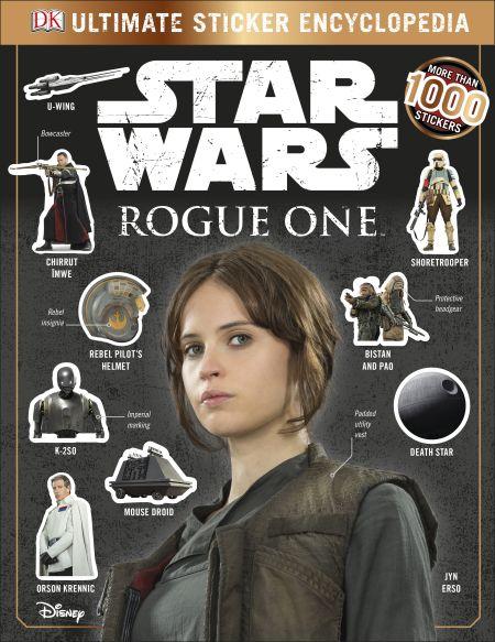 Star Wars: Rogue One: Ultimate Sticker Encyclopedia