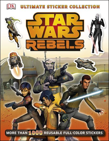 Ultimate Sticker Collection: Star Wars Rebels