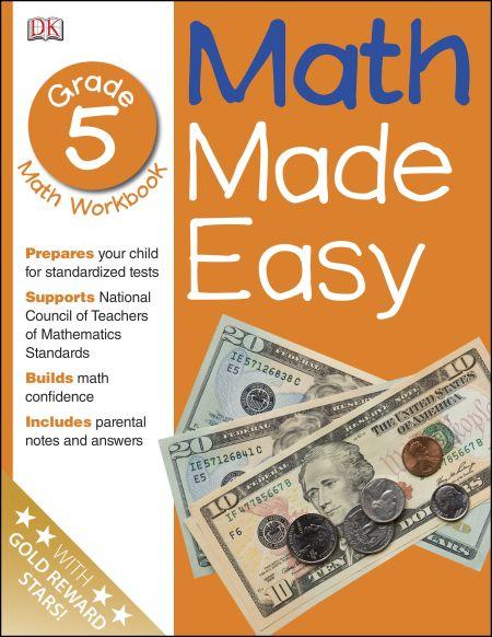 Math Made Easy: Fifth Grade