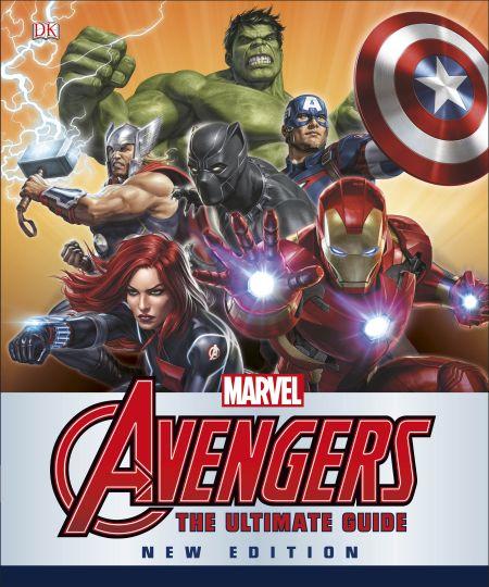Marvel Avengers Ultimate Guide New Edition Dk Uk