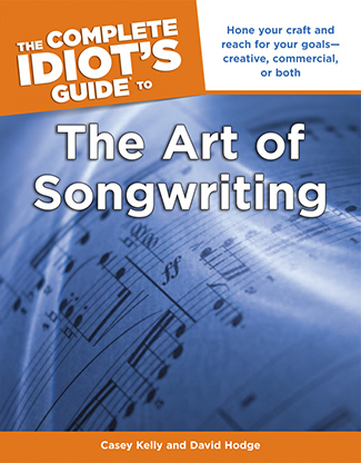 Idiot's Guides: Art of Songwriting