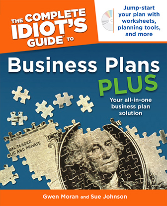 Idiot's Guides: Business Plan Plus