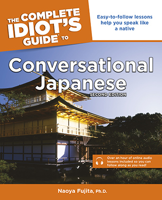 Idiot's Guides: Conversational Japanese