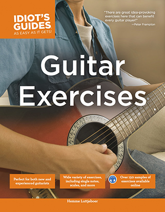 Idiot's Guides: Guitar Exercises