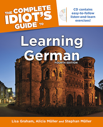 Idiot's Guides: Learning German