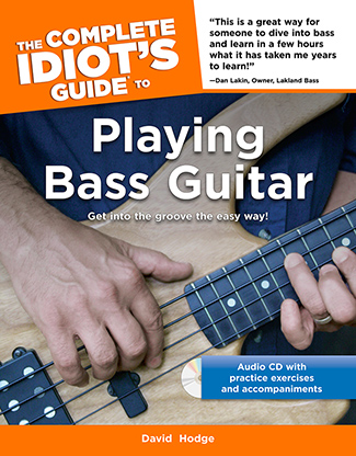 Idiot's Guides: Playing Bass Guitar