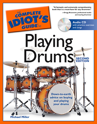 Idiot's Guides: Playing Drums