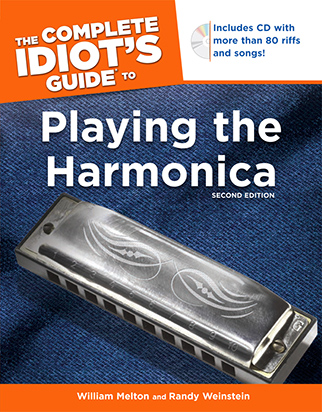 Idiot's Guides: Playing Harmonica