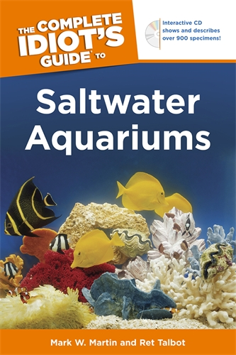 Idiot's Guides: Saltwater Aquariums