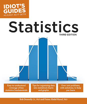 Idiot's Guides: Statistics