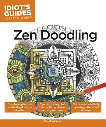 Idiot's Guides: Zen Doodling