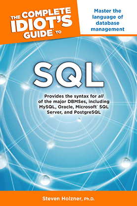 Idiot's Guides: SQL
