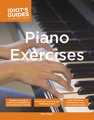 Idiot's Guides: Piano Exercises