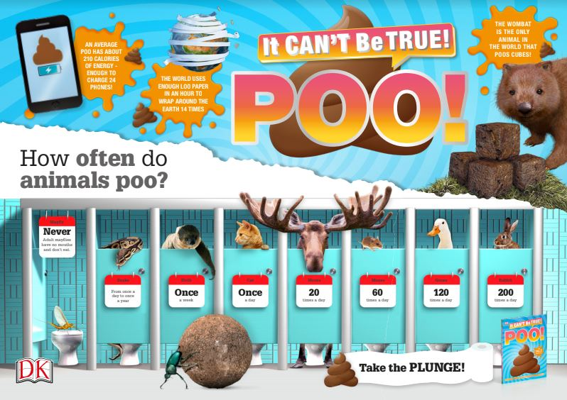 It Can't be True Poo! Poster image
