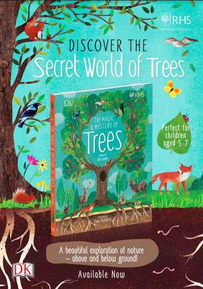 RHS The Magic and Mystery of Trees poster image