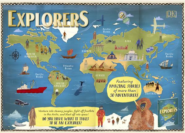 Explorers POS Pack