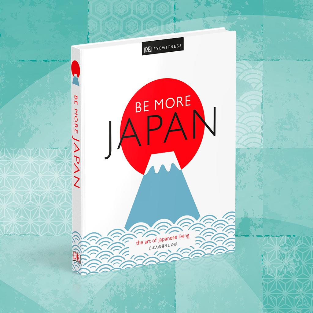 Be More Japan packshot