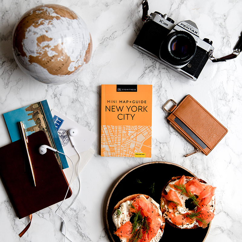 Mini Map & Guides NYC Flatlay jpeg