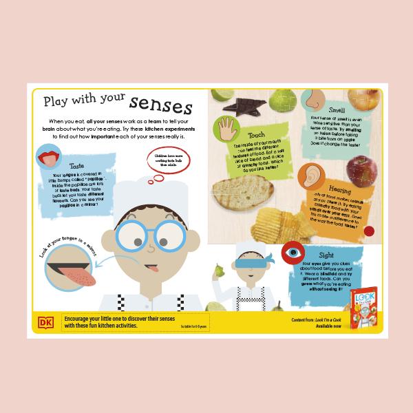 Discover Your Senses pdf