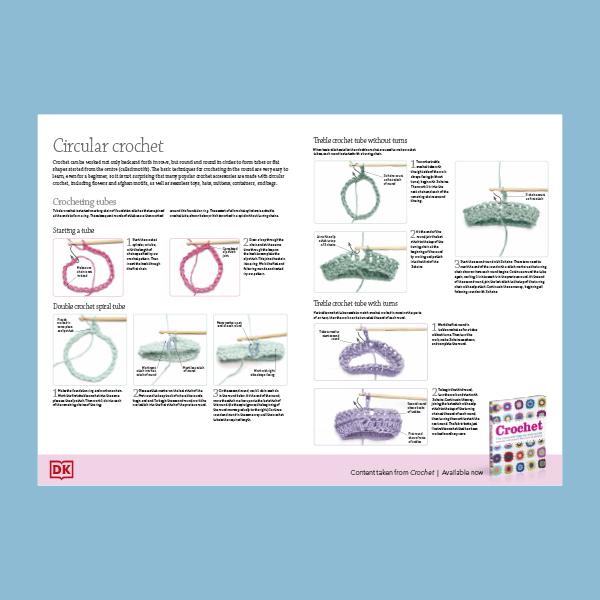 Craft Crochet Circular Crochet pdf