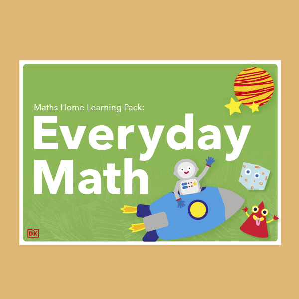 Everyday maths Pack Activity Sheet