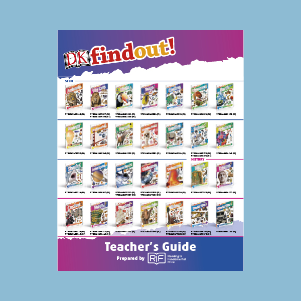 Teacher's Guide: DKfindout! pdf