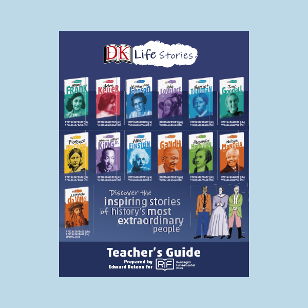 Teacher's Guide: DK Life Stories pdf
