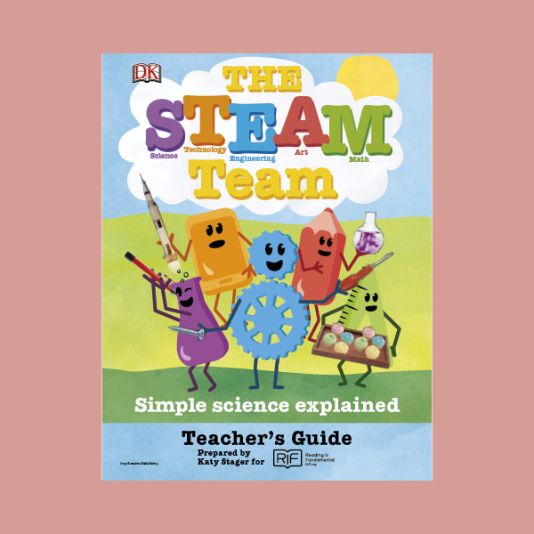 Teacher's Guide: The STEAM team pdf
