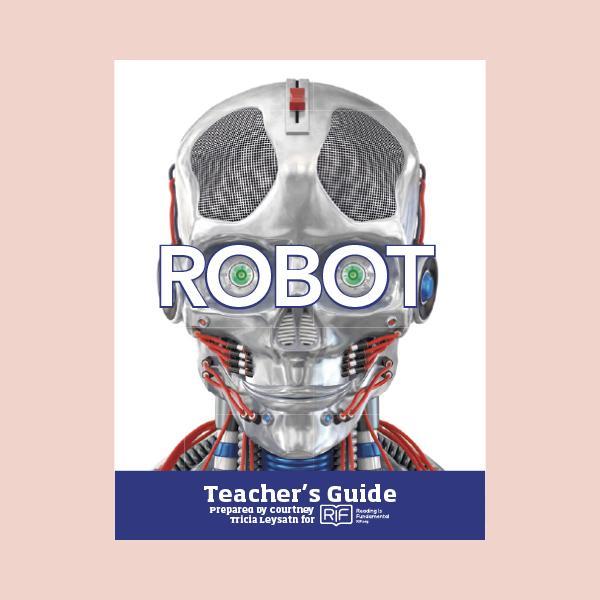 Teacher's Guide: Robot pdf