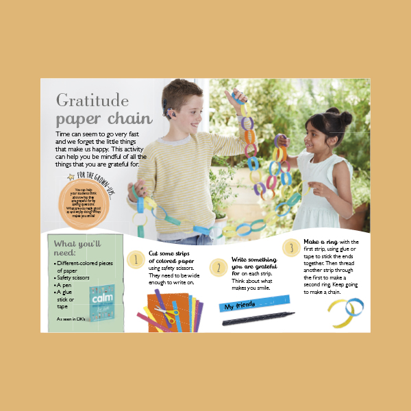 Activity Sheet: Gratitude Paper Chain pdf