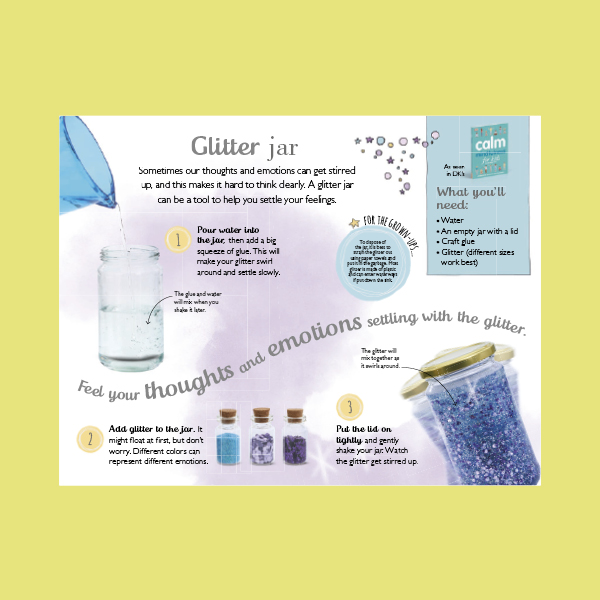Activity Sheet: Mindfulness Glitter Jar pdf