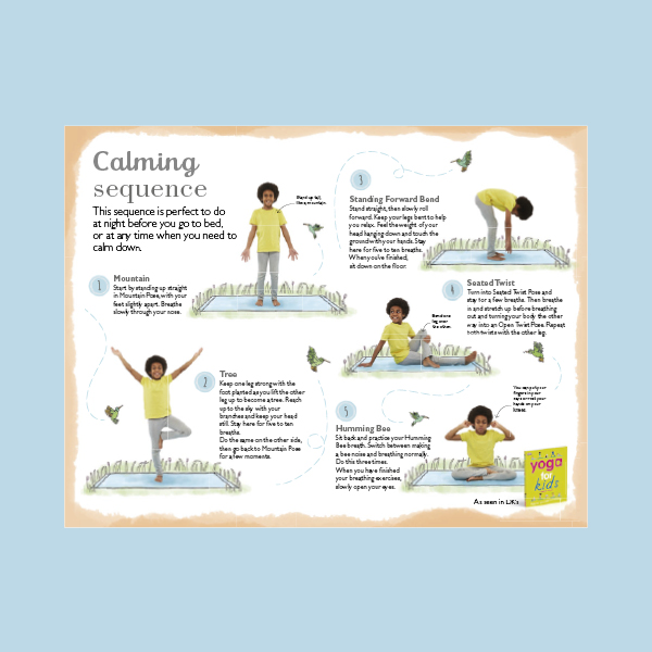 Activity Sheet: Calming Sequence pdf