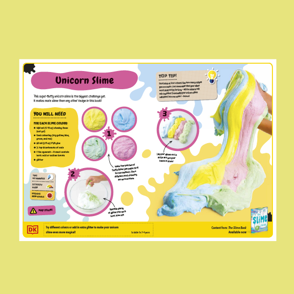 How to Make Unicorn Slime pdf