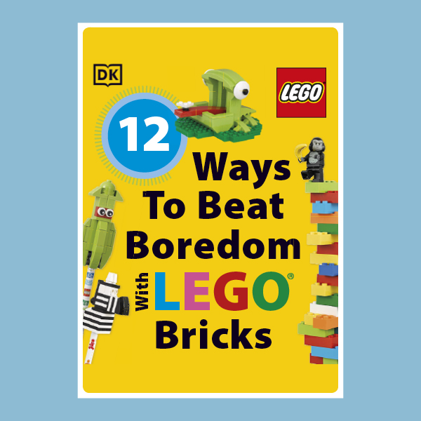 12 LEGO Ways to Beat Boredom pdf