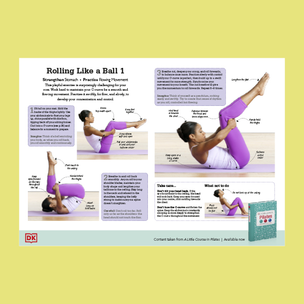 Pilates to Strengthen your Core pdf