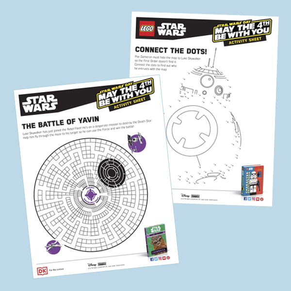 Activity Pack:<br>Star Wars Puzzles pdf