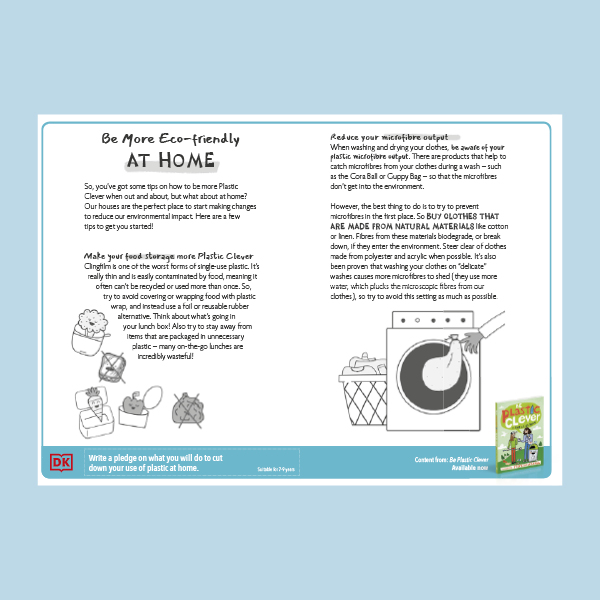 Eco-friendly top tips for kids pdf