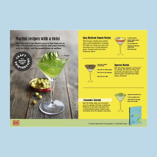 Martini Recipes with a Twist pdf