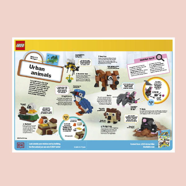 Discover LEGO Animal Atlas pdf