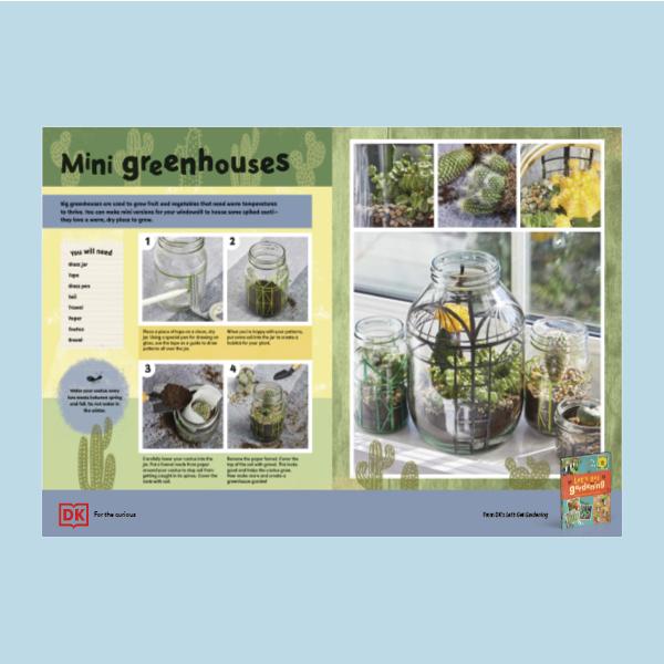 Let's Get Gardening pdf