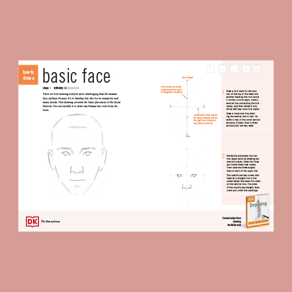 Drawing a Face pdf